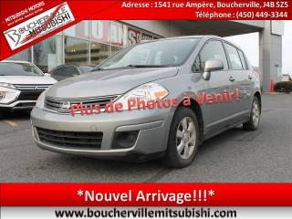 Used 2011 Nissan Versa Navigation Gps for sale in Boucherville, QC