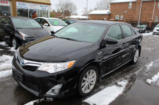 Used 2014 Toyota Camry XLE for sale in Brampton, ON
