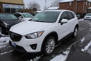Used 2014 Mazda CX-5 GT for sale in Brampton, ON