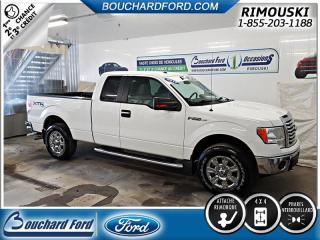 Used 2010 Ford F-150 XLT AWD for sale in Rimouski, QC
