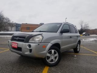 Used 2007 Hyundai Tucson GL w/Air Pkg for sale in Mississauga, ON