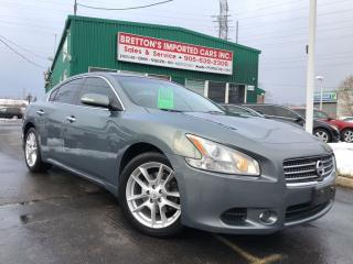 Used 2011 Nissan Maxima 3.5 SV for sale in Burlington, ON