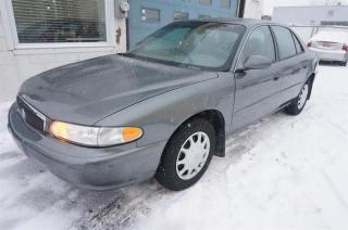 Used 2005 Buick Century for sale in Mascouche, QC