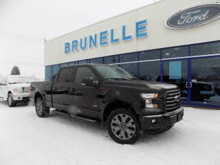 Used 2016 Ford F-150 Sport Decor CREW GPS 3,5L MAX TOW for sale in St-Eustache, QC