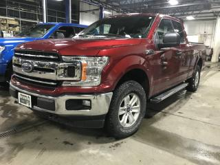 Used 2018 Ford F-150 XLT cabine double 4RM caisse de 6,5 pi 2 for sale in St-Eustache, QC