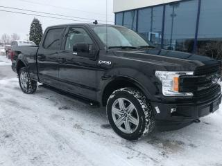Used 2018 Ford F-150 Lariat cabine SuperCrew 4RM caisse de 6, for sale in St-Eustache, QC