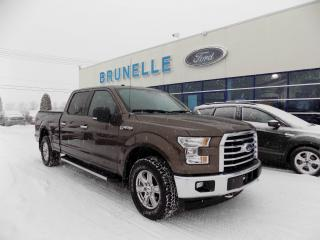 Used 2017 Ford F-150 XTR CREW 5,0L 301A for sale in St-Eustache, QC