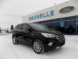 Used 2017 Ford Escape Titanium Toit, GPS for sale in St-Eustache, QC