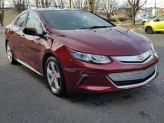 Used 2017 Chevrolet Volt Lt Hybride - Cuir for sale in Drummondville, QC