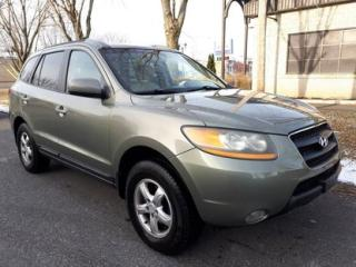 Used 2008 Hyundai Santa Fe Gl A/c for sale in Drummondville, QC