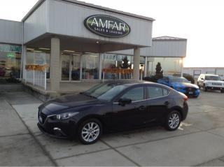 Used 2016 Mazda MAZDA3 NAV /HEATED SEATS / NO PAYMENTS FOR 6 MONTHS !!! for sale in Tilbury, ON