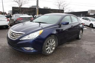 Used 2013 Hyundai Sonata LIMITED for sale in Toronto, ON