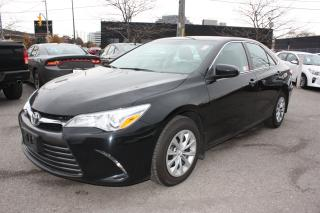 Used 2015 Toyota Camry LE ACCIDENT FREE for sale in Toronto, ON