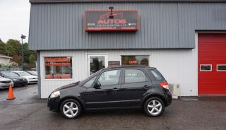 Used 2009 Suzuki SX4 JX AWD for sale in Lévis, QC