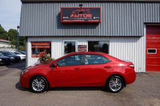 Used 2014 Toyota Corolla Le Eco Toit Mags for sale in Lévis, QC