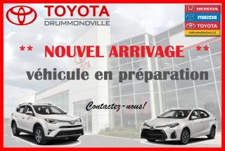 Used 2010 Toyota Yaris CE for sale in Drummondville, QC