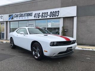 Used 2014 Dodge Challenger Rallye Redline for sale in Toronto, ON