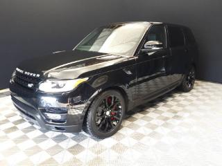 Used 2016 Land Rover Range Rover Sport SC for sale in Edmonton, AB