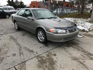 Used 2000 Toyota Camry LE,LEATHER,S/ROOF,SAFETY+3YEARS WARRANTY INCLUDED for sale in Toronto, ON