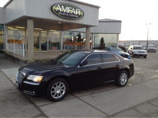 Used 2013 Chrysler 300 LEATHER / HEATED SEATS for sale in Tilbury, ON