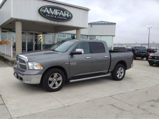 Used 2013 RAM 1500 SLT /CREW CAB / NO PAYMENTS FOR 6 MONTHS !! for sale in Tilbury, ON