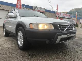 Used 2007 Volvo XC70 2.5T_LEATHER_SUNROOF_AWD_LOW KMs for sale in Oakville, ON