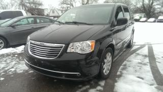 Used 2013 Chrysler Town & Country TOURING for sale in Cambridge, ON