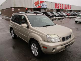 Used 2006 Nissan X-Trail BONAVISTA for sale in Toronto, ON