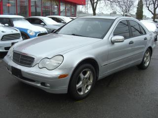 Used 2002 Mercedes-Benz C-Class Classic for sale in London, ON