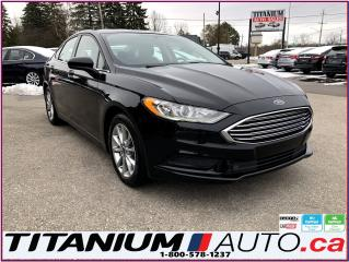 Used 2017 Ford Fusion SE-Eco Boost-Camera-Apple Car Play-Power Seats-XM- for sale in London, ON