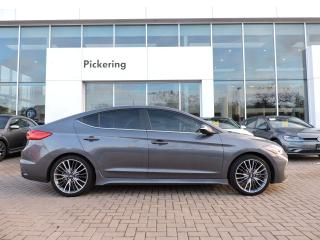 Used 2017 Hyundai Elantra Sport | Rear Camera | Blind spot monitor | Carplay for sale in Pickering, ON