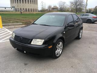 Used 2000 Volkswagen Jetta GLS for sale in Toronto, ON