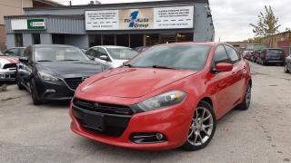 Used 2014 Dodge Dart SXT RALLYE w/BACKUP CAM for sale in Etobicoke, ON