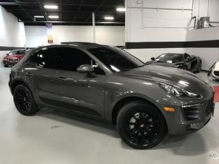 Used 2015 Porsche Macan S   IMMACULATE   FULLY LOADED for sale in Vaughan, ON