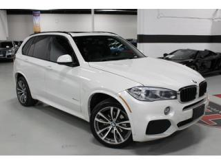 Used 2015 BMW X5 xDrive35d   DIESEL   CLEAN CARPROOF for sale in Vaughan, ON