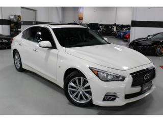 Used 2014 Infiniti Q50 PREMIUM   NAVIGATION   BACKUP CAMERA for sale in Vaughan, ON
