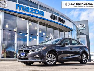Used 2015 Mazda MAZDA3 GS-SKY at, ONE OWNER, NO ACCIDENTS,1.9% AVAILABLE for sale in Mississauga, ON