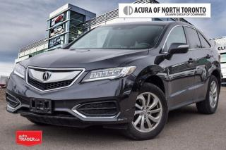 Used 2016 Acura RDX at 7yrs/130,000km Certified Warranty Included for sale in Thornhill, ON