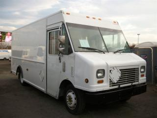 Used 2007 Utilimaster STEPVAN 16 ft step van workhorse for sale in Mississauga, ON