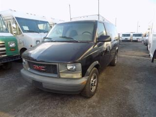 Used 2005 GMC Safari CARGO VAN NEW TRANNY for sale in Mississauga, ON