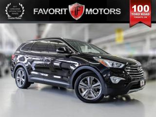 Used 2015 Hyundai Santa Fe XL Limited Luxury, AWD, Navi, SunRoof, Leather for sale in North York, ON