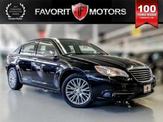 Used 2013 Chrysler 200 Limited | SUNROOF | LEATHER | HEATED SEATS for sale in North York, ON
