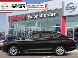 New 2019 Nissan Sentra SV CVT  - Style Package - $150.17 B/W for sale in Mississauga, ON