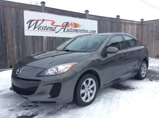 Used 2013 Mazda MAZDA3 GX   58000 kms for sale in Stittsville, ON