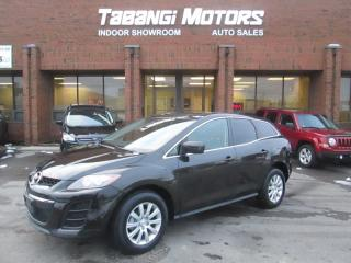 Used 2011 Mazda CX-7 GS | LEATHER | SUNROOF |  NO ACCIDENTS | HEATED SEATS for sale in Mississauga, ON