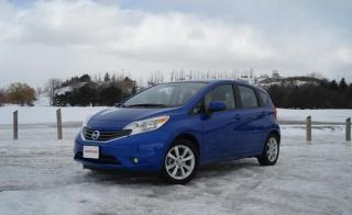 Used 2014 Nissan Versa Note 5DR HB 1.6 for sale in Edmonton, AB
