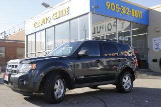 Used 2008 Ford Escape XLT | 4WD | KEYLESS ENTRY | ALLOY WHEELS | POWER WINDOWS | POWER LOCKS for sale in Hamilton, ON