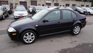 Used 2008 Volkswagen Jetta GLX City 5Spd Manual Sunroof Alloys Heated Seats Power options CD for sale in Milton, ON