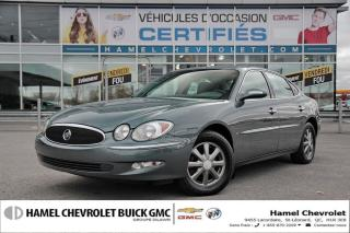 Used 2007 Buick Allure CX for sale in St-Léonard, QC