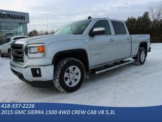 Used 2015 GMC Sierra 1500 Sle Kodiak 4x4 for sale in St-Raymond, QC